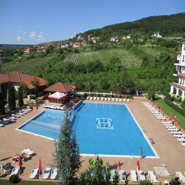 Book your vacation rentals in Albena Bulgaria