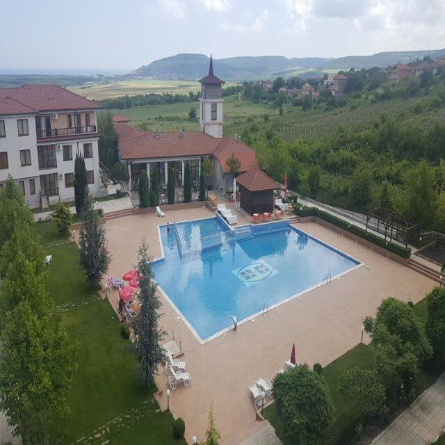 Black sea apartments for rent Kranevo